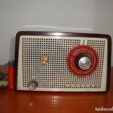 Radios de válvulas: (TC-212/119) DIFICIL RADIO VALVULAS PHILIPS BAQUELITA VER FOTOS. Lote 171236038