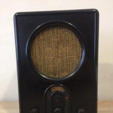 Radios de válvulas: ANTIGUA RADIO ALEMANA VOLKSEMPFÄNGER VE 301 DYN DEL AÑO 1933 FUNCIONANDO ENVIO GRATUITO. Lote 172214303