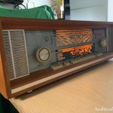 Radios de válvulas: RADIO A VÁLVULAS PHILIPS SATURN 851. JOYA VINTAGE.. Lote 172335762