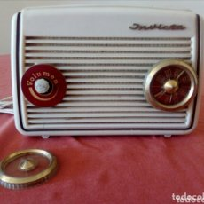 Radios de válvulas: RADIO INVICTA. Lote 172404808