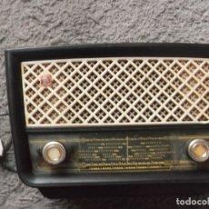 Radios de válvulas: ANTIGUA RADIO ASKAR-FUNCIONA. Lote 172720803