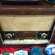 Radios de válvulas: RADIO STATION FUNCIONANDO. Lote 174035127