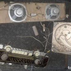 Radios de válvulas: MAQUINARIA RADIO-TOCADISCOS TELEFUNKEN OPERA.1960. Lote 174040443