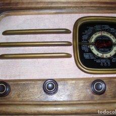 Radios à lampes: PRECIOSA RADIO ANTIGUA FUNCIONANDO PERFECTAMENTE!!!!!. Lote 174306723