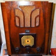 Radios à lampes: RADIO CAPILLA PHILIPS VALVULAS NUMERADA. TYPE 335 A-- AÑO 1935. Lote 174381203