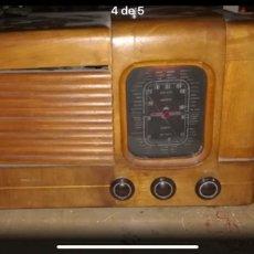 Radios de válvulas: RADIO AÑOS 40 . ADMITE OFERTA. Lote 175235550