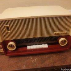 Radios de válvulas: RADIO DON JUAN. DE LA MARCA CLARVILLE. PERFECTO ESTADO DE PRESENCIA Y FUNCIONAMIENTO. Lote 175444667