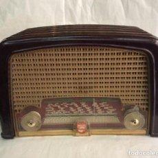 Radios de válvulas: RADIO A VÁLVULAS AÑOS 60 PHILIPS BF 121 U ,IDEAL COLECCIONISTAS RADIO A VÁLVULAS AÑOS 60 PHILIPS BF. Lote 175767264