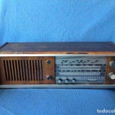 Radios de válvulas: RADIO VINTAGE TELEFUNKEN INTERMEZZO A-2747 FM. AÑOS 60.FUNCIONA,. Lote 175824430