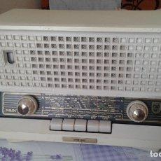 Radios de válvulas: PRECIOSO RADIO ALEMÁN PHILIPS MOD B2D 14U AÑO 1961/63 ESTADO. CASI NUEVO ¡¡ FUNCIONA!!. Lote 176014249