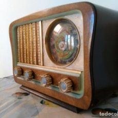 Radios de válvulas: RADIO ANTIGUA. Lote 176086850