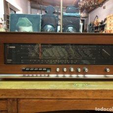 Radios de válvulas: RADIO A VÁLVULAS SABA STEREO I MOD. SRI-18 (1965) FUNCIONA. Lote 176302843