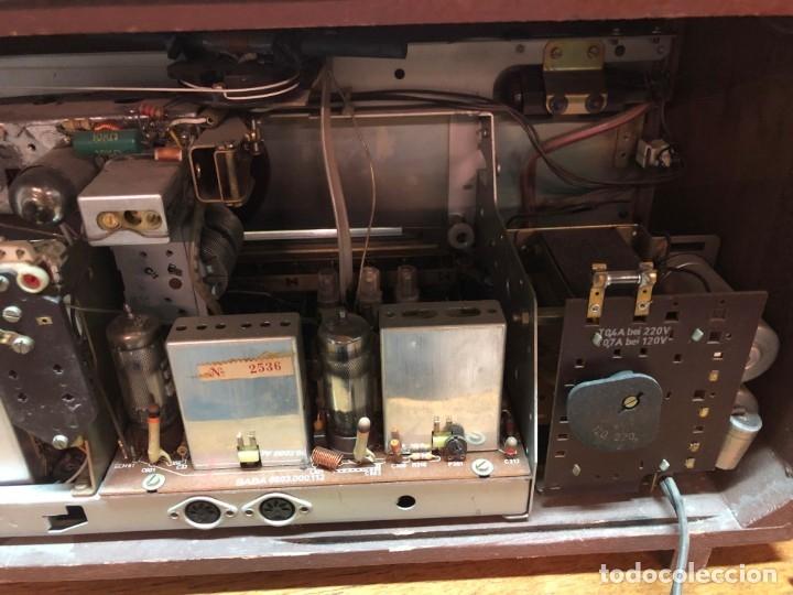 Radios de válvulas: RADIO A VÁLVULAS SABA STEREO I MOD. SRI-18 (1965) FUNCIONA - Foto 11 - 176302843