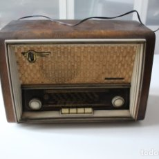 """Radios de válvulas: RADIO TELEFUNKEN """"CAMPANELA"""" DE VÁLVULAS . Lote 176444093"""