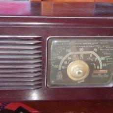 Radios de válvulas: RADIO INVICTA MOD 187 AÑO 1948. Lote 176487525