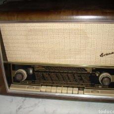 Radios de válvulas: RADIO BLAUPUNKT, GRANADA 2330 FUNCIONANDO TIENE FM. Lote 176782219