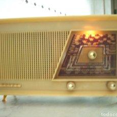 Radios de válvulas: RADIO ONDAX, TYPE LONGCHANPS, ( MUY BUEN ESTADO Y FUNCIONA MUY BIEN). Lote 176936164