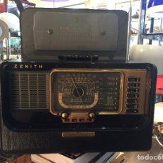 Rádios de válvulas: RADIO ZENITH MODELO SUPER TRANS OCEANIC DE LOS AÑOS 50. Lote 177130032