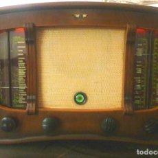 Radios de válvulas: RADIO AEESA. MODELO FENIX. AÑO 1948. FUNCIONA.. Lote 177133304