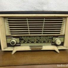 Radios de válvulas: ANTIGUA RADIO DE VÁLVULAS. Lote 177399863