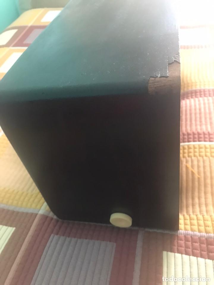Radios de válvulas: RADIO MARCONI VALVULAS FUNCIONANDO A 125 VOLTIOS - Foto 3 - 178360606