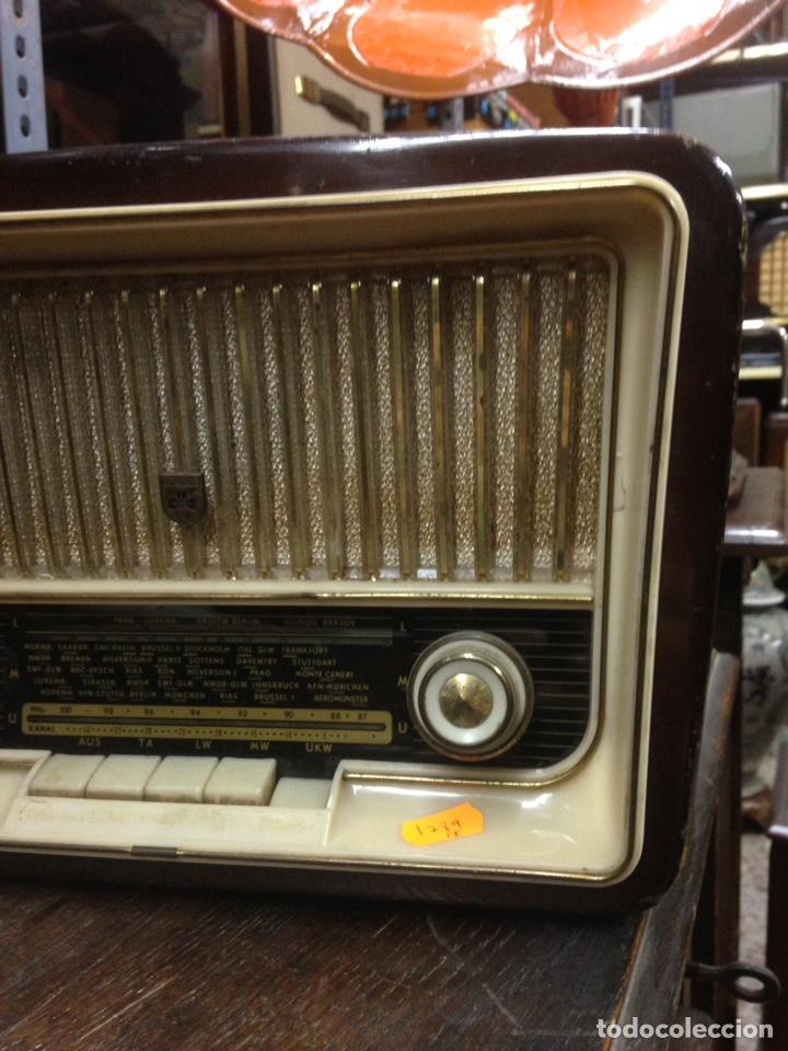 Radios de válvulas: Radio grundig - Foto 23 - 178759511