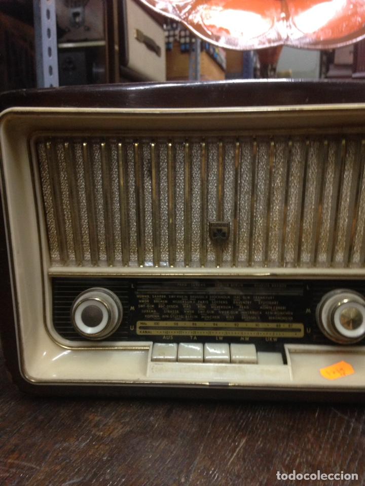 Radios de válvulas: Radio grundig - Foto 24 - 178759511