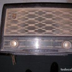 Radios de válvulas: RADIO PHILLIPS. Lote 178771462