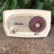 Radios de válvulas: RADIO PHILIPS PHILETTA. Lote 179047687