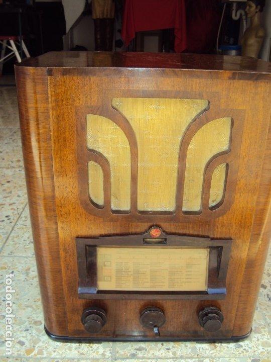 Radios de válvulas: (RA-191000)Modelo 535A - Philips Eindhoven - tubes international - Miniwatt - 1935/36 - Foto 2 - 179066692