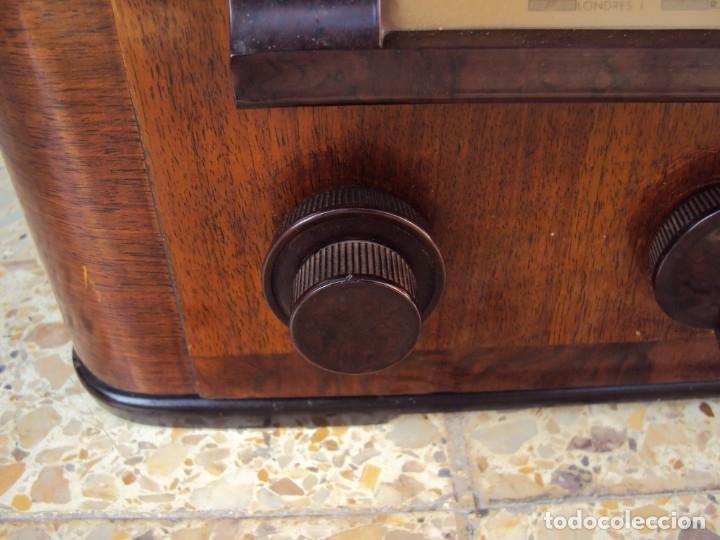 Radios de válvulas: (RA-191000)Modelo 535A - Philips Eindhoven - tubes international - Miniwatt - 1935/36 - Foto 4 - 179066692