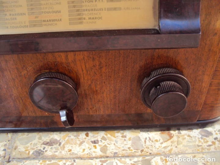Radios de válvulas: (RA-191000)Modelo 535A - Philips Eindhoven - tubes international - Miniwatt - 1935/36 - Foto 5 - 179066692