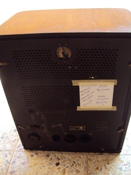 Radios de válvulas: (RA-191000)Modelo 535A - Philips Eindhoven - tubes international - Miniwatt - 1935/36 - Foto 9 - 179066692
