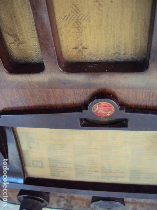 Radios de válvulas: (RA-191000)Modelo 535A - Philips Eindhoven - tubes international - Miniwatt - 1935/36 - Foto 21 - 179066692