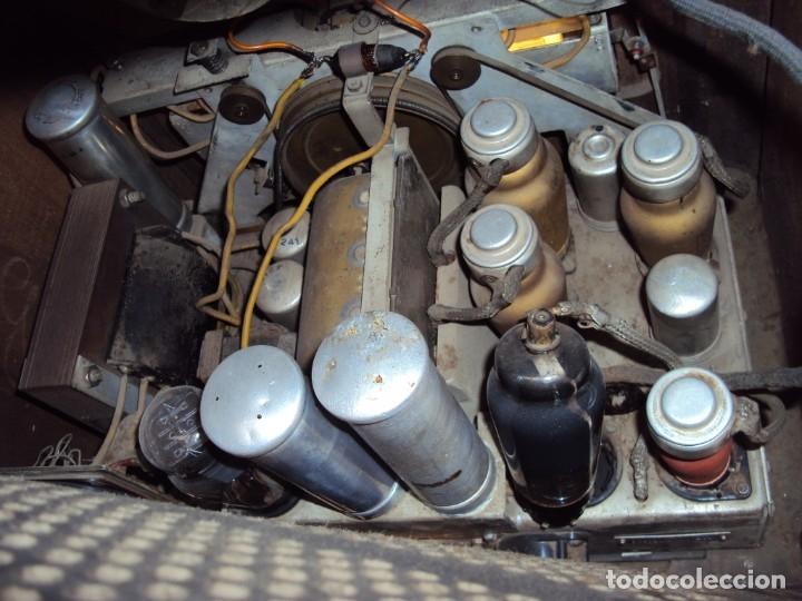 Radios de válvulas: (RA-191000)Modelo 535A - Philips Eindhoven - tubes international - Miniwatt - 1935/36 - Foto 25 - 179066692