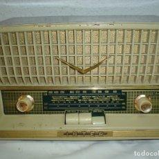 Radios de válvulas: RADIO DE VALVULAS INTER MOD. TEXAS AM . Lote 179109772