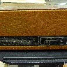 Radios de válvulas: RADIO DE VALVULAS AFHA MODELO SONIPLAY 2000. Lote 180040485