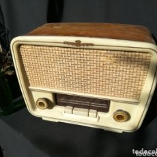 Radios de válvulas: ANTIGUA RADIO DE VÁLVULAS ORION. Lote 180156585