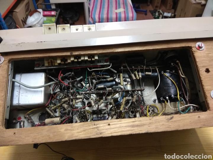 Radios de válvulas: Radio antigua Philips - Foto 4 - 180074762