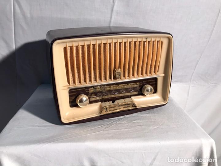 ANTIGUA RADIO IBERIA (Radios, Gramófonos, Grabadoras y Otros - Radios de Válvulas)