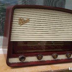 Radios de válvulas: RADIO DE VALVULAS MARCONI. Lote 181610847