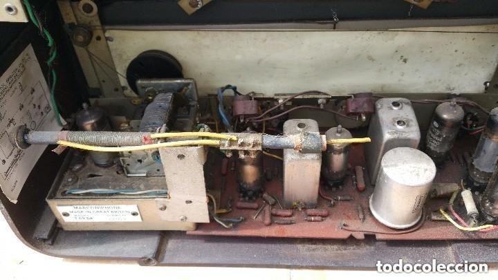 Radios de válvulas: Radio de valvulas Marconi - Foto 5 - 181610847