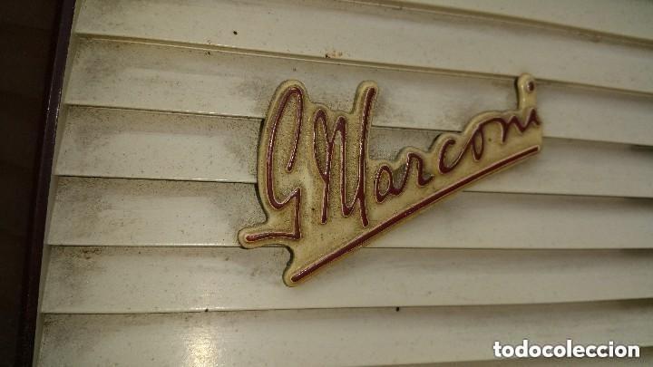 Radios de válvulas: Radio de valvulas Marconi - Foto 7 - 181610847