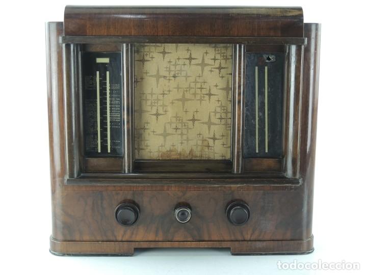 RADIO DE VALVULAS PHILIPS 536 A - AÑO 1935 (Radios, Gramófonos, Grabadoras y Otros - Radios de Válvulas)