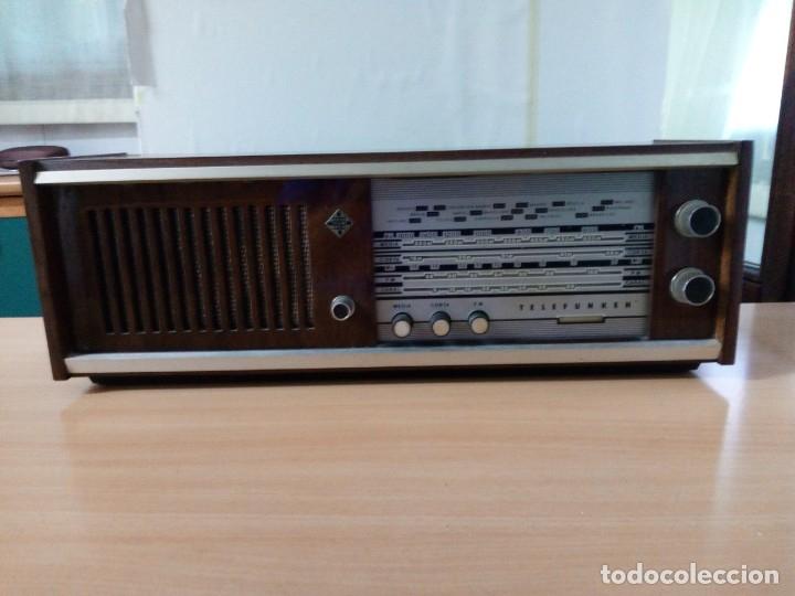 APARATO DE RADIO TELEFUNKEN (Radios, Gramófonos, Grabadoras y Otros - Radios de Válvulas)