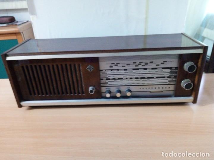 Radios de válvulas: APARATO DE RADIO TELEFUNKEN - Foto 4 - 181931697