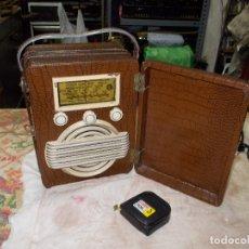 Radios de válvulas: RADIO JAMS. Lote 181941322