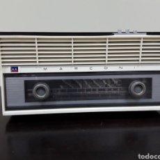 Radios de válvulas: RADIO MARCONI. Lote 182208958