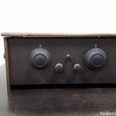 Radios de válvulas: RADIO. Lote 182209485