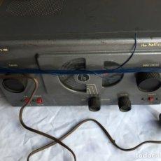 Radios de válvulas: THE HALLICRAFTERS CO. MODEL S-38C. Lote 182273158